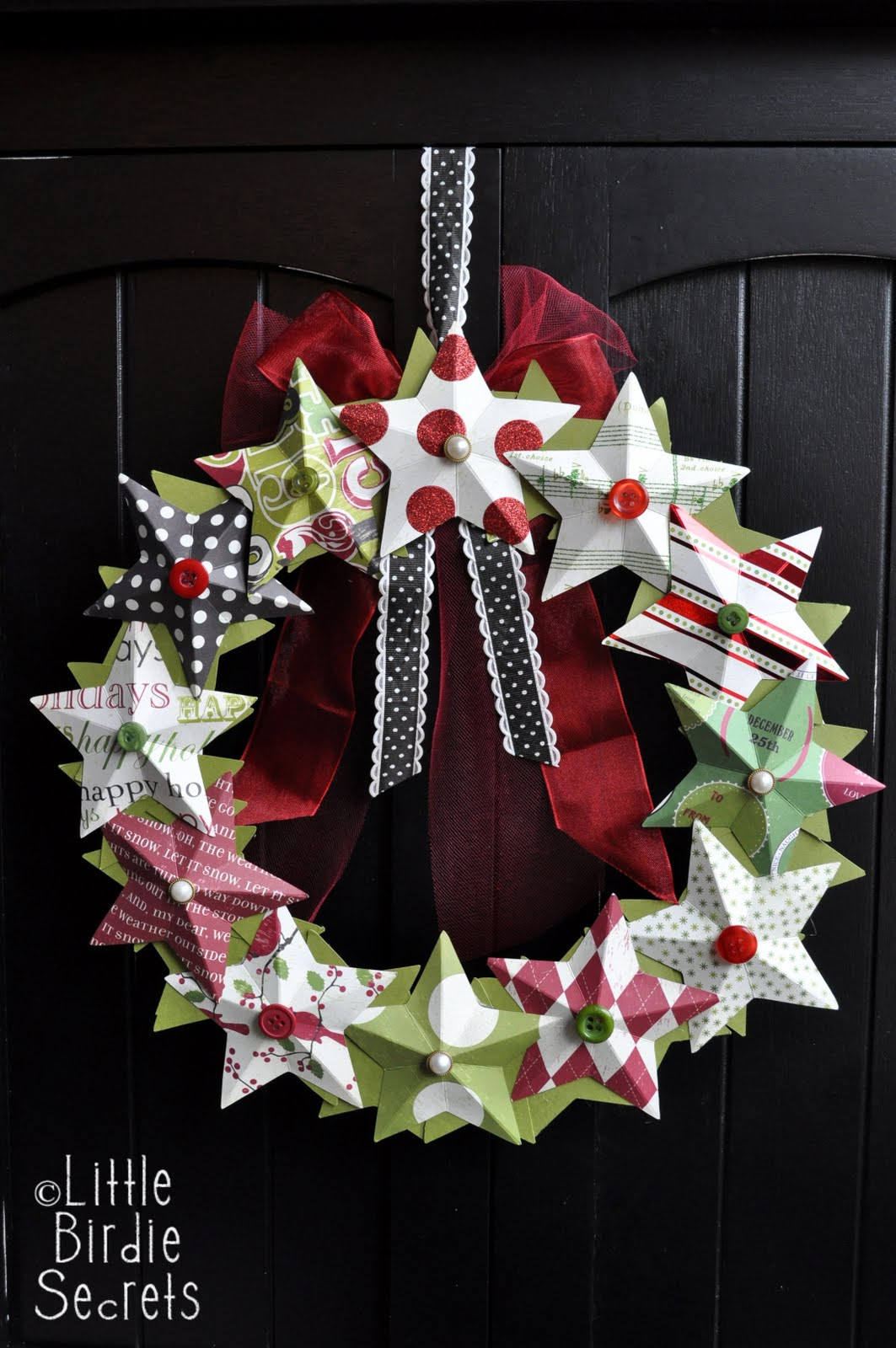 DIY Christmas Wreath Ideas  20 Christmas Wreaths The 36th AVENUE