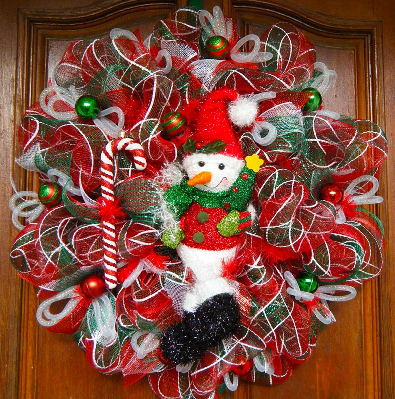 DIY Christmas Wreath Ideas  DIY Christmas Wreaths Ideas Quiet Corner
