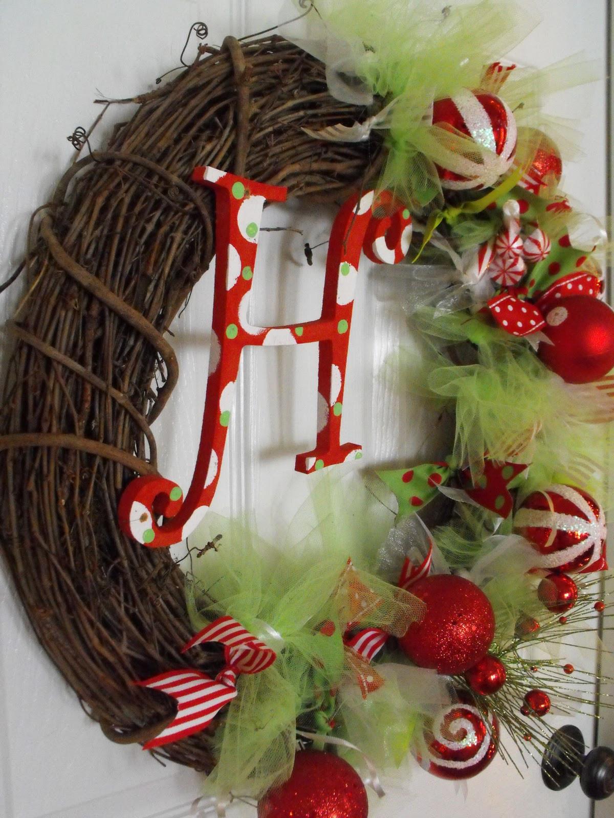 DIY Christmas Wreath Ideas  Susie Harris DIY Christmas Wreath