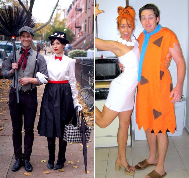 DIY Costume For Couples  Valentine e Couple Costume Ideas