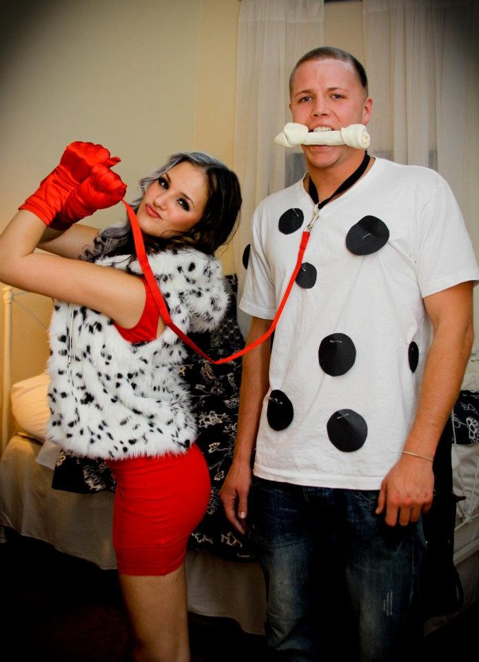 DIY Costume For Couples  Ideas Couple Halloween costumes