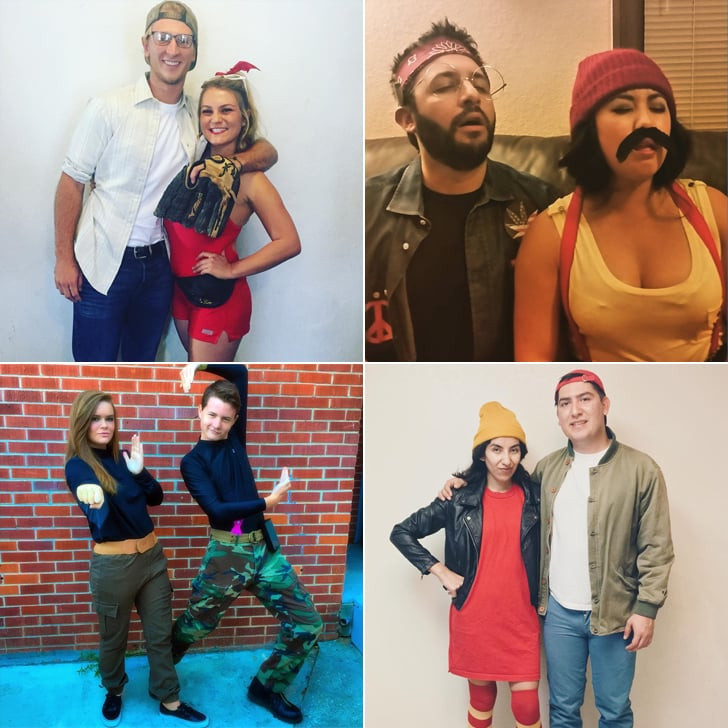 DIY Costume For Couples  DIY Nostalgic Costumes For Couples