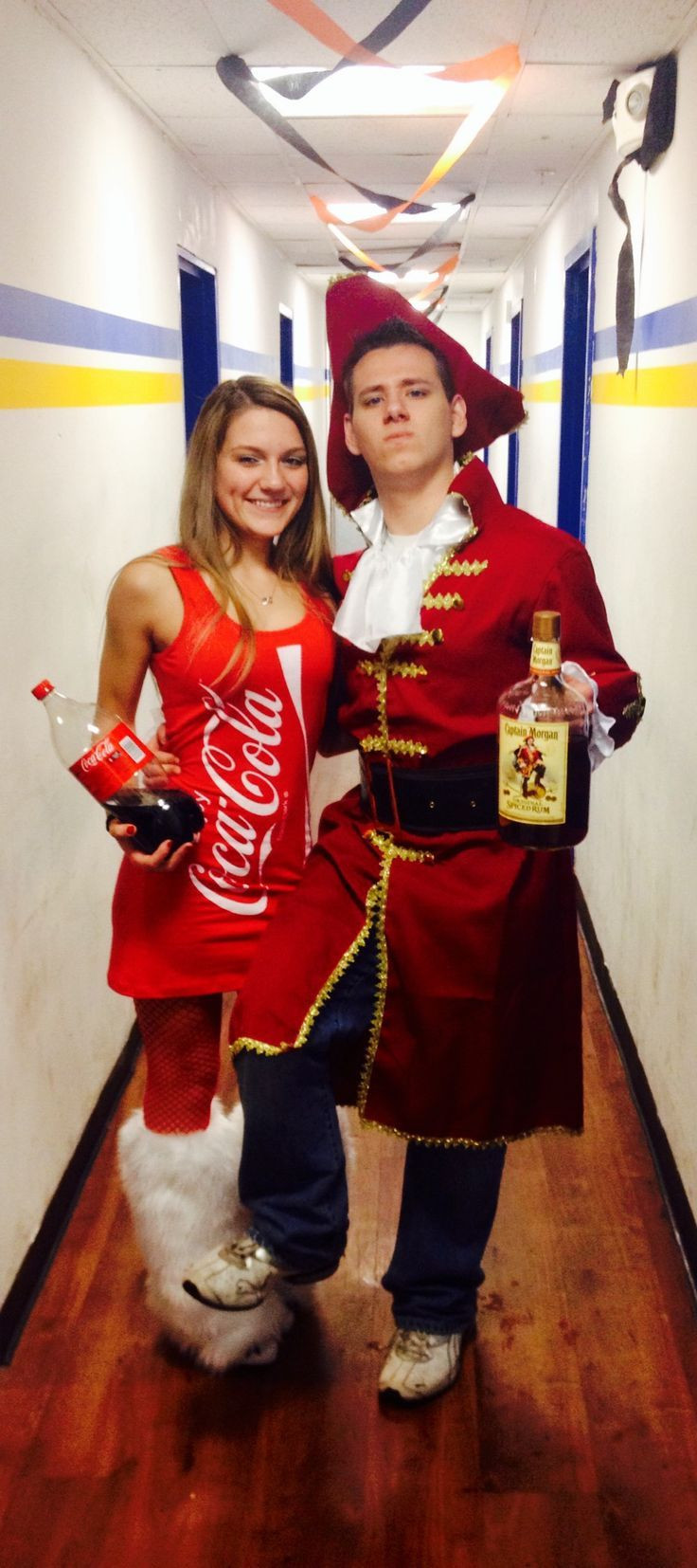DIY Costume For Couples  186 best images about Couples Costumes on Pinterest