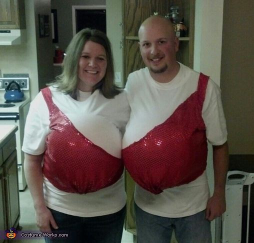 DIY Costume For Couples  24 best images about Halloween costumes on Pinterest