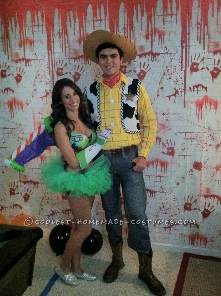 DIY Costume For Couples  for DIY Costume Lovers