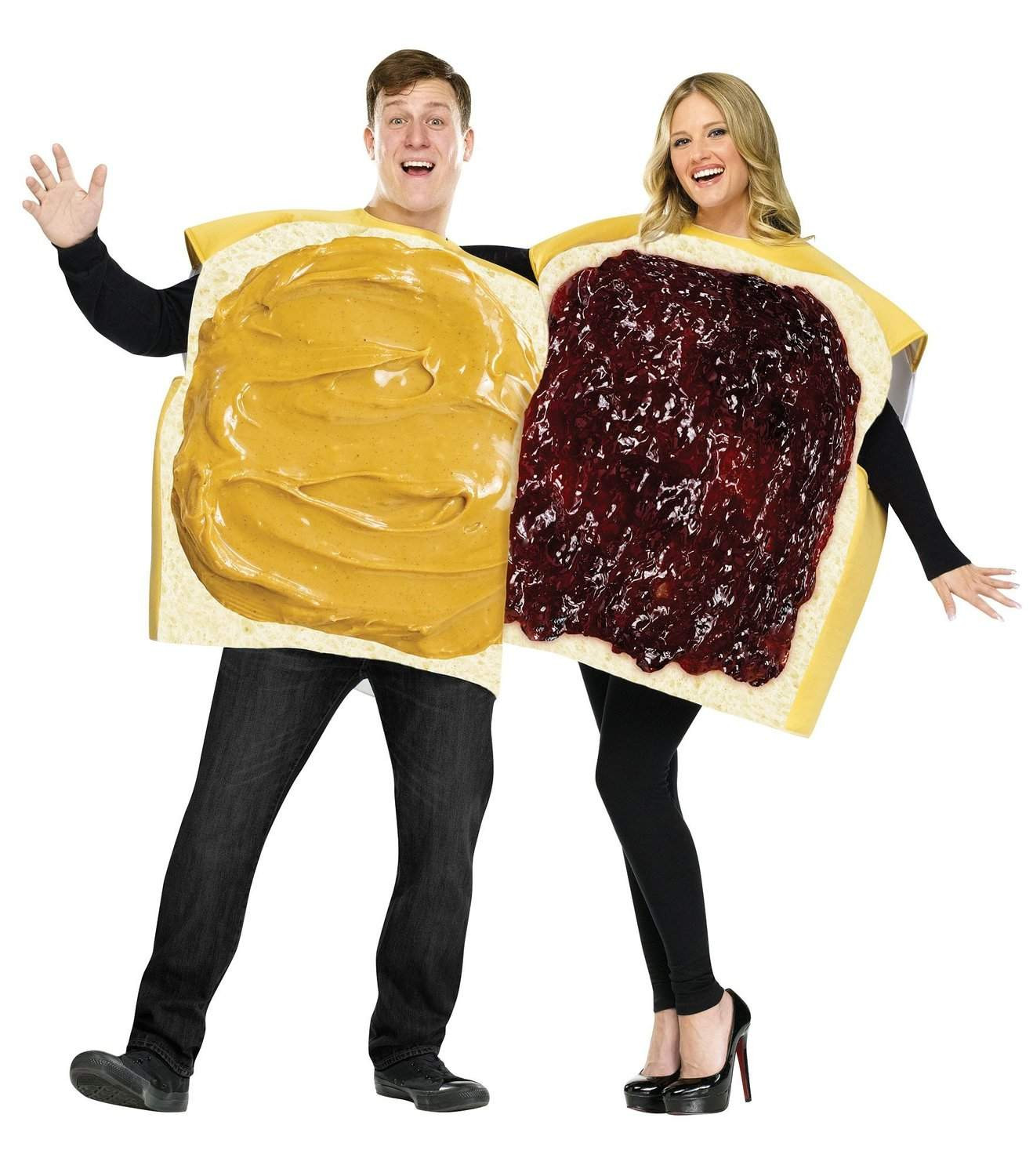 DIY Costume For Couples  Top 10 Best Halloween Costumes for Couples