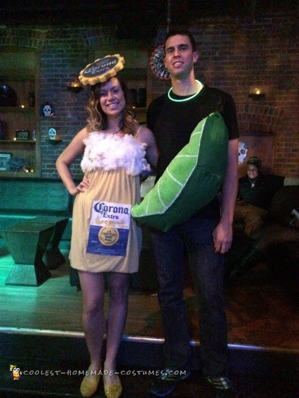 DIY Couple Costumes Ideas  1000 images about Couples Halloween Costumes on Pinterest