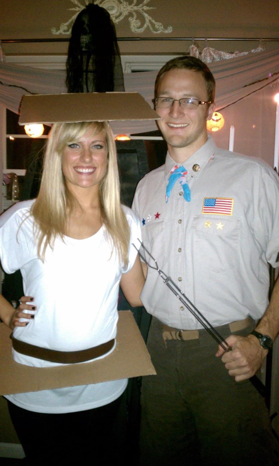 DIY Couple Costumes Ideas  Katie in Kansas DIY Couples Halloween Costume Ideas