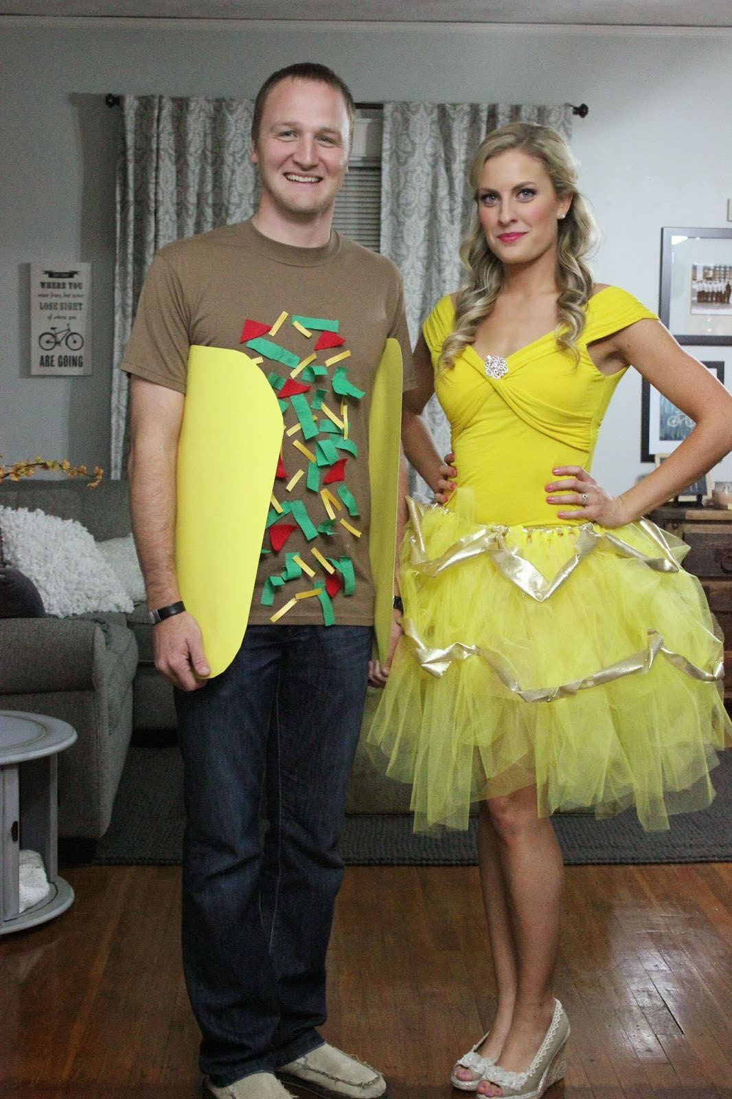 DIY Couple Costumes Ideas  15 DIY Couples and Family Halloween Costumes