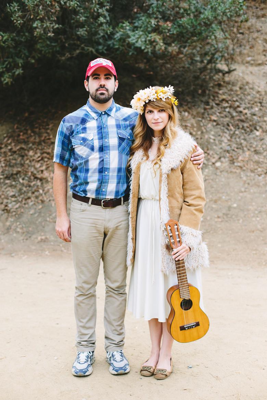 DIY Couple Costumes Ideas  Remodelaholic