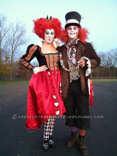 DIY Couple Costumes Ideas  Couples Halloween Costume Ideas Easyday