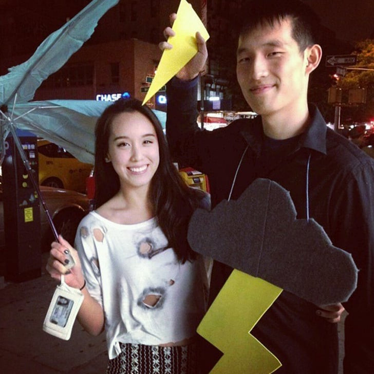 DIY Couple Costumes Ideas  Homemade Halloween Couples Costumes
