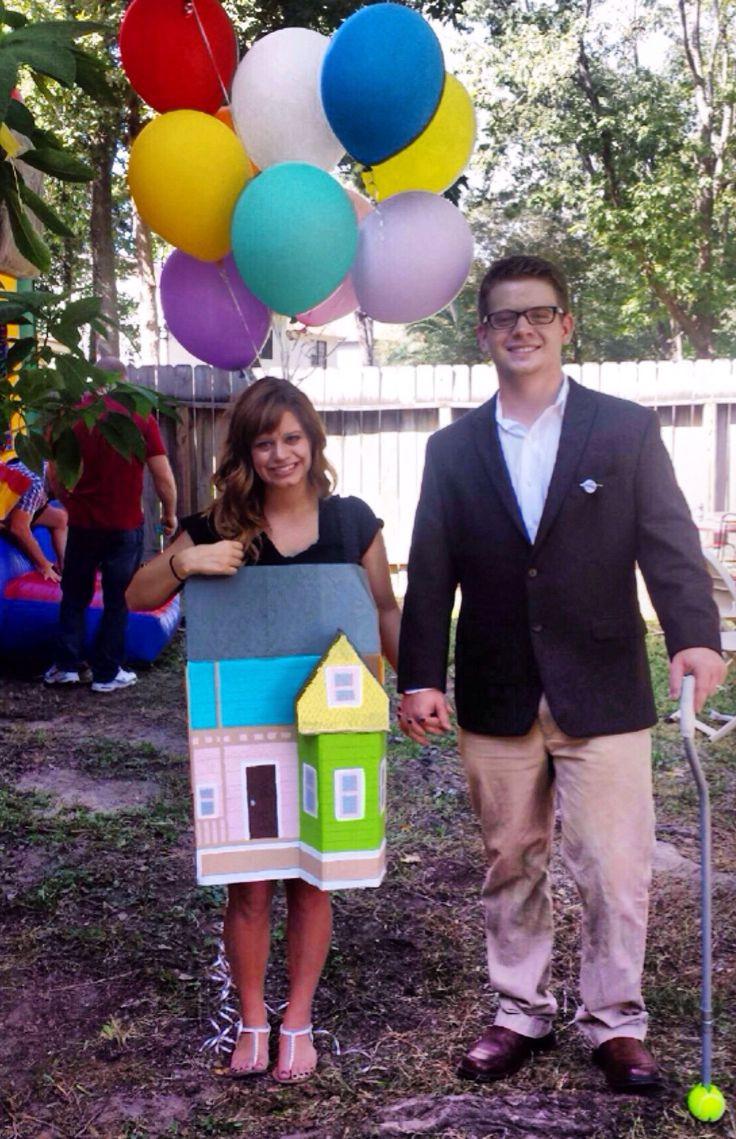 DIY Couple Costumes Ideas  25 Last Minute DIY Halloween Costume Ideas