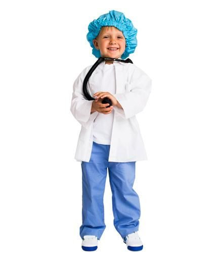DIY Doctor Costumes  Kid Homemade and Halloween costumes on Pinterest