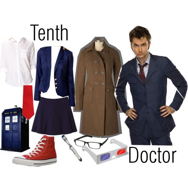 DIY Doctor Costumes  Best 25 Doctor who costumes ideas on Pinterest