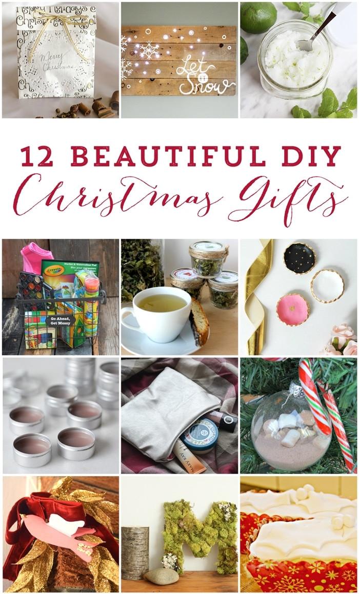 DIY Easy Christmas Gifts  DIY Lime Mint Sugar Scrub for Skin Gift Idea Setting