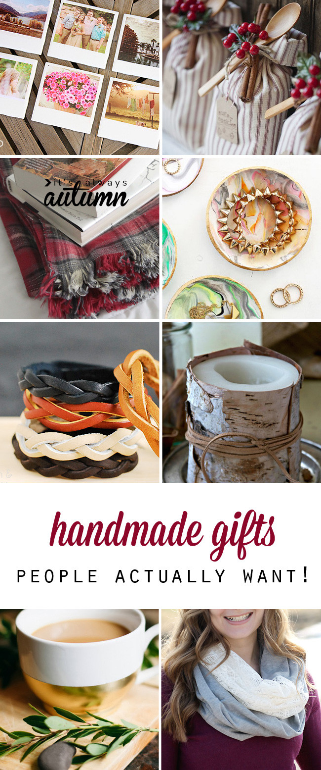 DIY Easy Christmas Gifts  25 cheap but gorgeous  DIY t ideas It s Always Autumn