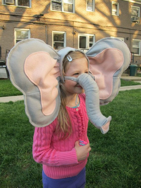 DIY Elephant Costume  They Were Different 100 Ideas For Costumes – Fresh