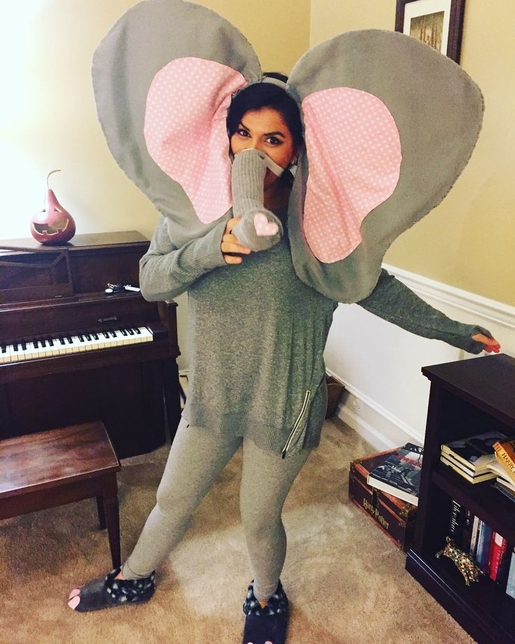 DIY Elephant Costume  Best 25 Elephant costumes ideas on Pinterest