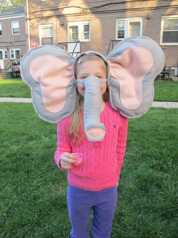 DIY Elephant Costume  Etsy Your place to and sell all things handmade