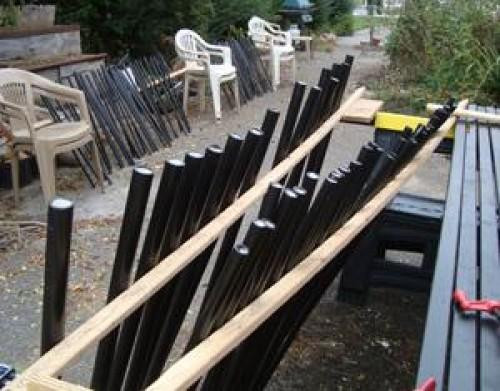 Diy Halloween Fence  DIY Halloween project Building a cemetery fence for your