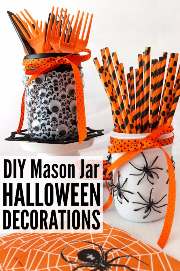 Diy Halloween Party Ideas  15 Effortless DIY Halloween Party Decorations You Can Make