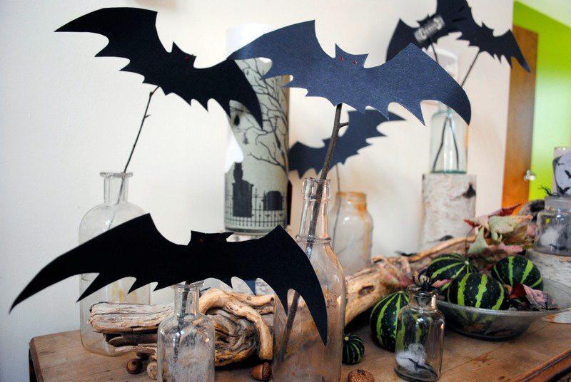 Diy Halloween Party Ideas  37 Ideas for Halloween Table Decorations