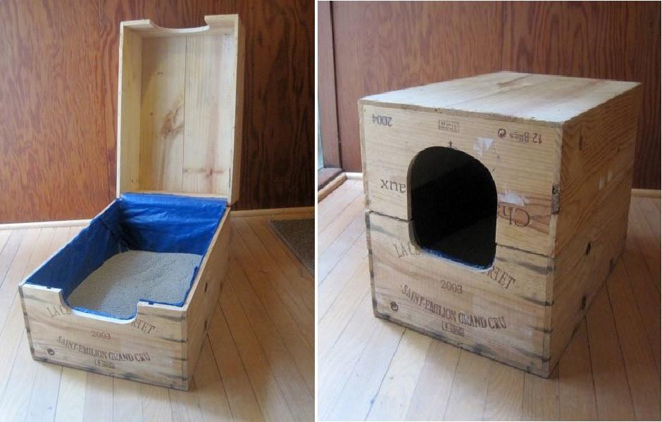 DIY Hidden Cat Litter Box  Top 10 Ingenious Ways to Hide Your Cat s Litter Box