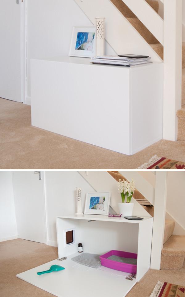 DIY Hidden Cat Litter Box  8 Creative Ways to Hide Your Cat s Litter Box
