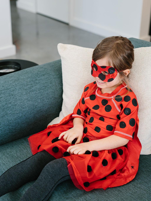 DIY Ladybug Costume  Kids Ladybug Costume DIY The Effortless Chic