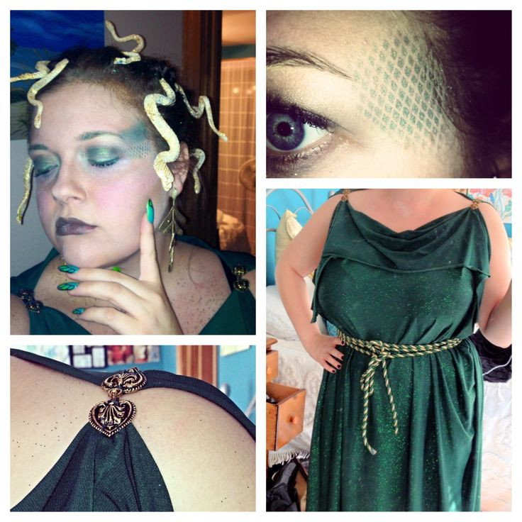 DIY Medusa Costume  80 best Xanadu Jr images on Pinterest