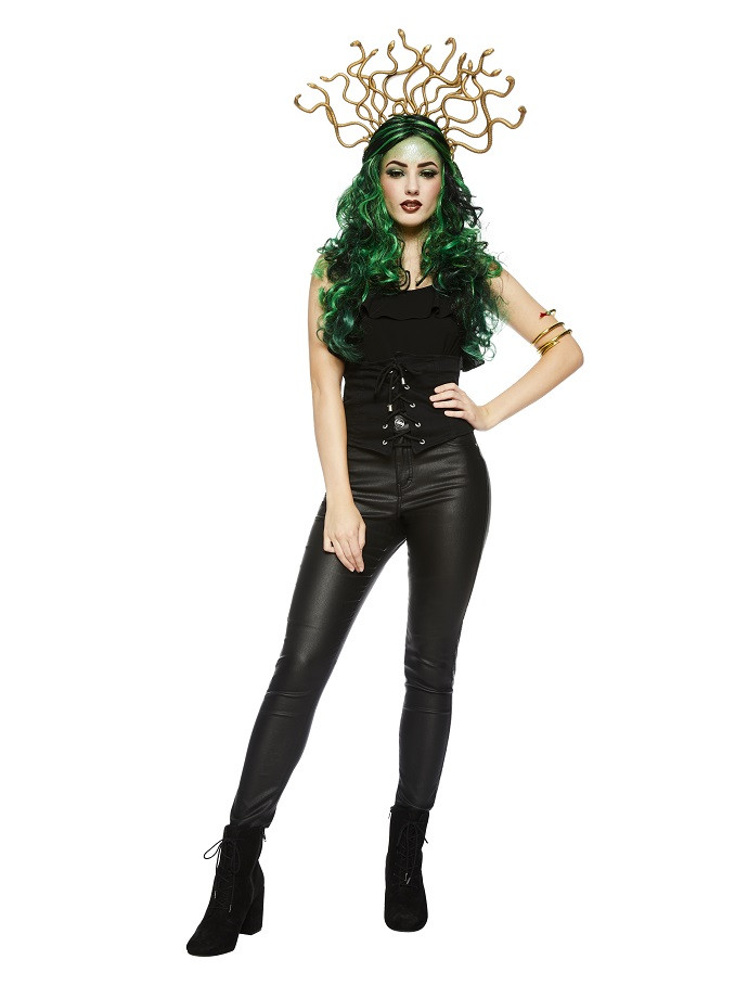 DIY Medusa Costume  DIY Medusa Costume for Halloween