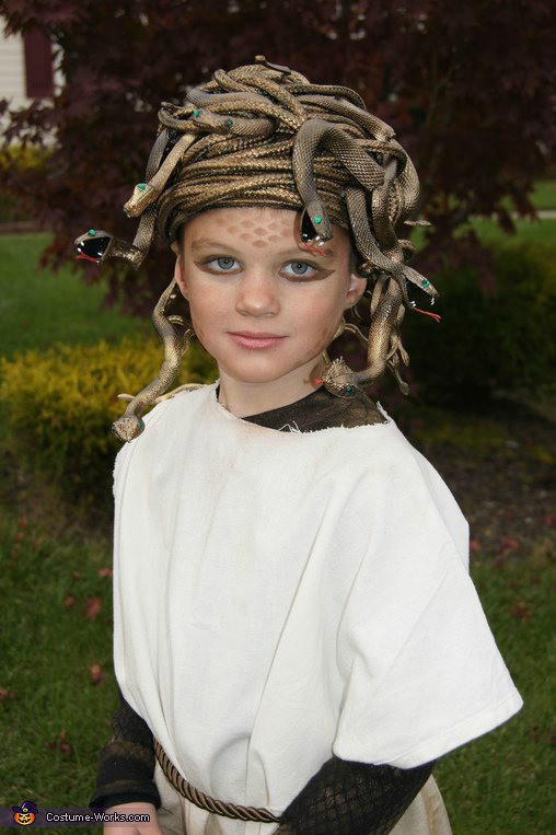 DIY Medusa Costume  21 Awesome World Book Day Costume Ideas for Kids U me