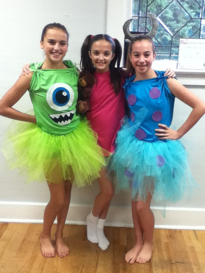 DIY Monster Inc Costume  17 Best ideas about Monster Inc Costumes on Pinterest