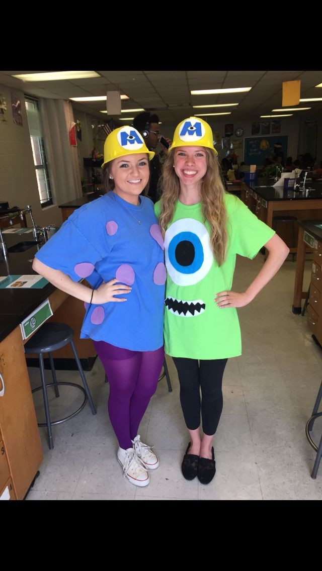 DIY Monster Inc Costume  Best 25 Sully costume ideas on Pinterest