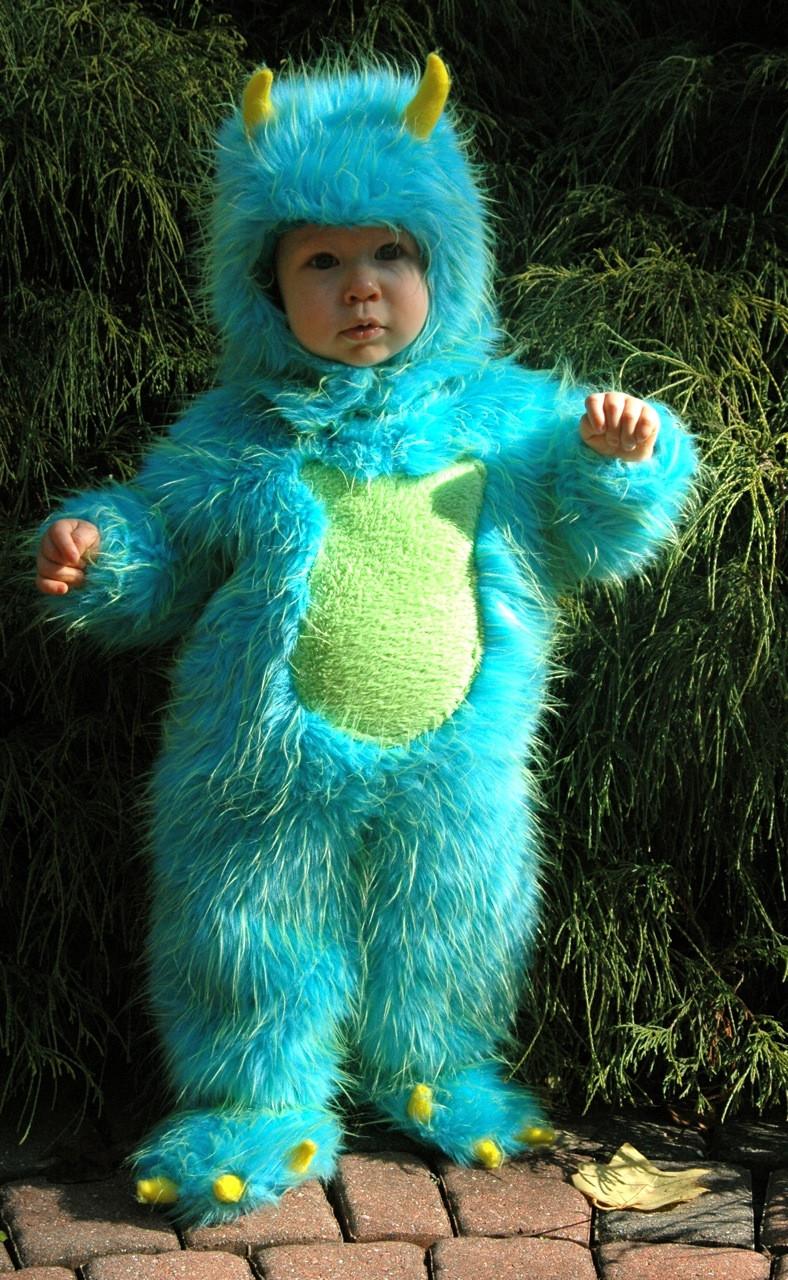 DIY Monster Inc Costume  DIY Halloween Costumes