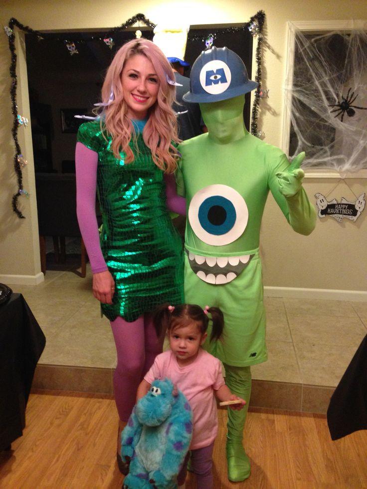 DIY Monster Inc Costume  Best 25 Boo monsters inc costume ideas on Pinterest