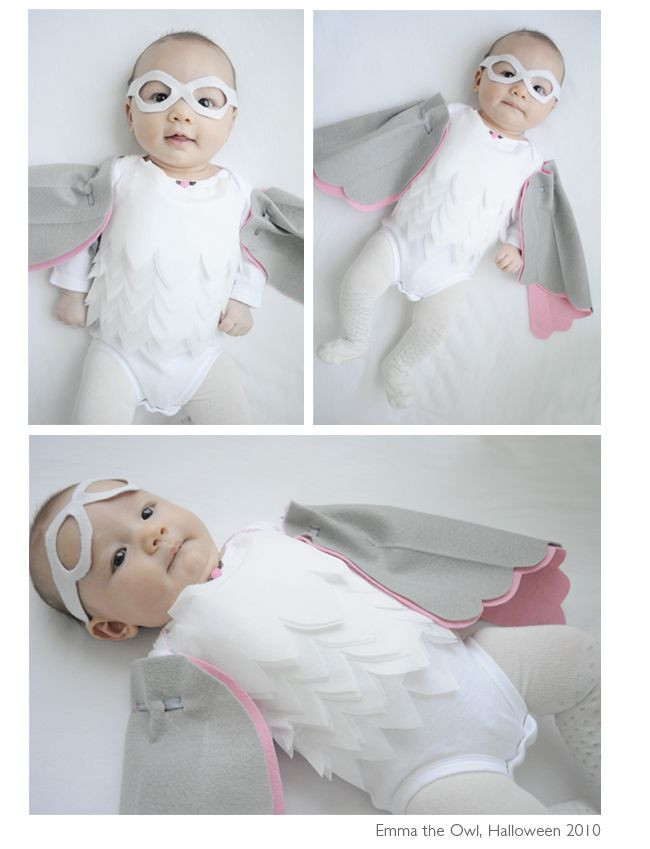 DIY Newborn Halloween Costumes  25 of the most adorably creative baby costumes you can DIY