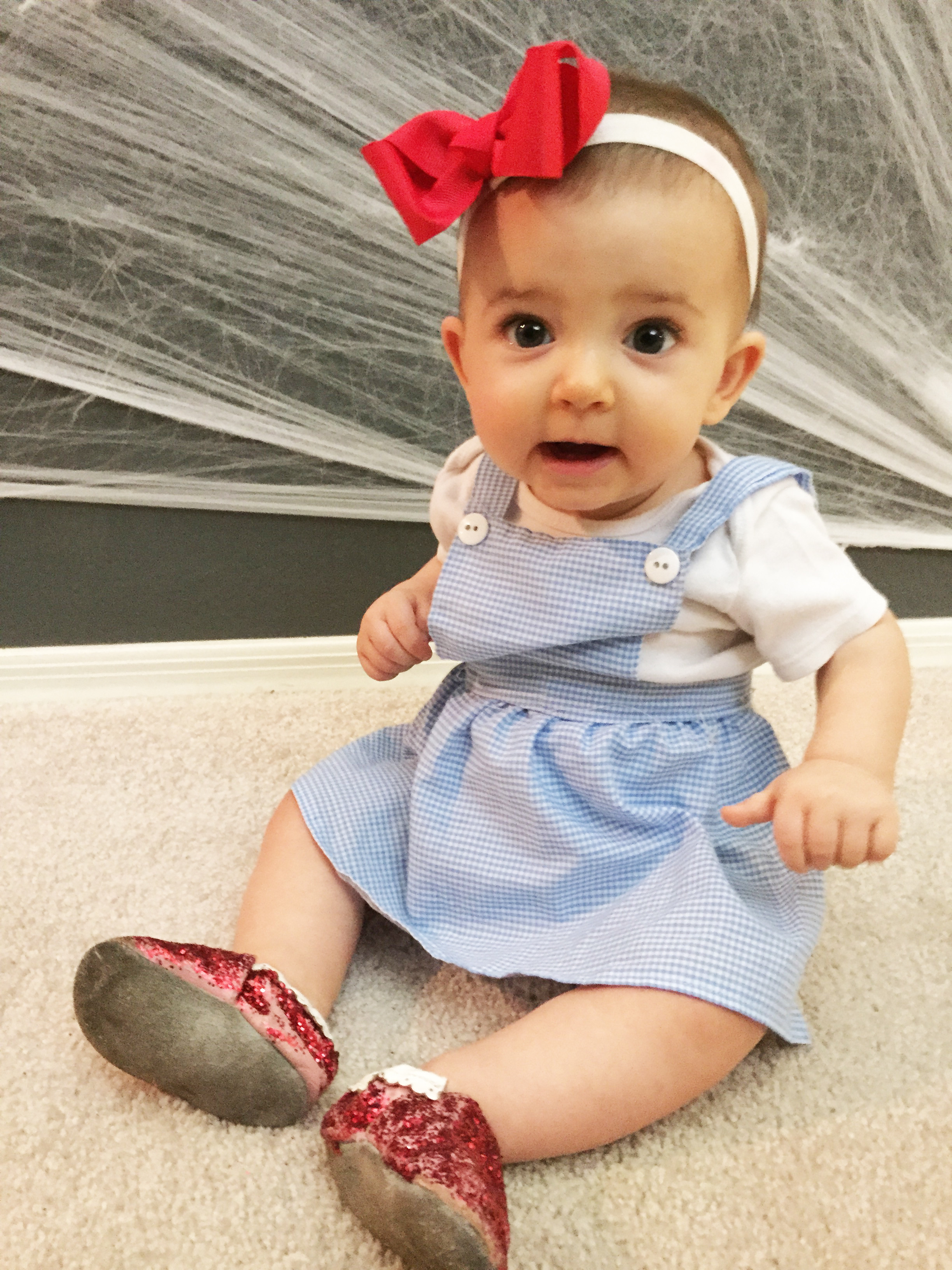 DIY Newborn Halloween Costumes  DIY Family Halloween Costume Ideas A Happier Home