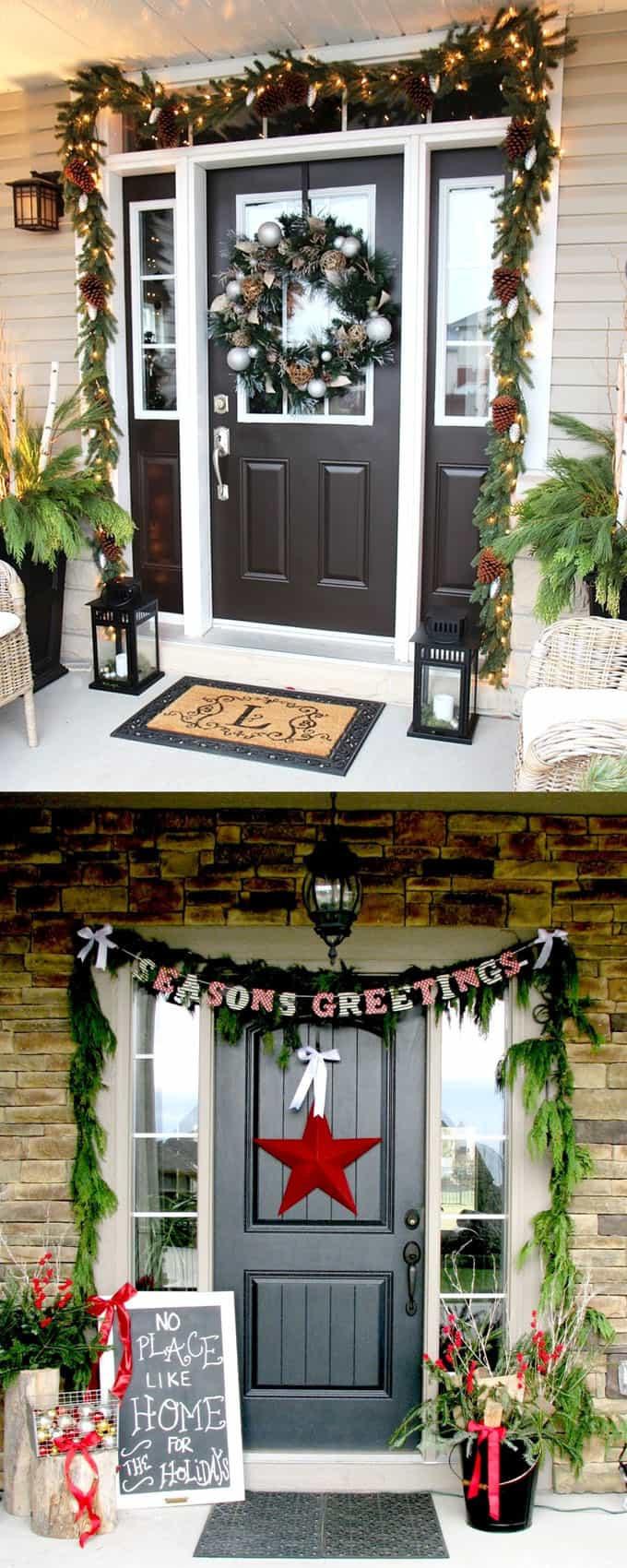 DIY Outdoor Christmas Decorating Ideas  Gorgeous Outdoor Christmas Decorations 32 Best Ideas