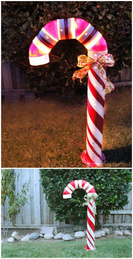 DIY Outdoor Christmas Decorations  20 Impossibly Creative DIY Outdoor Christmas Decorations