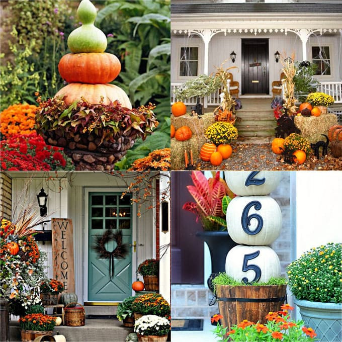 Diy Outdoor Fall Decor  Wickedly Fun Halloween Cat Decorations $0 Easy Craft