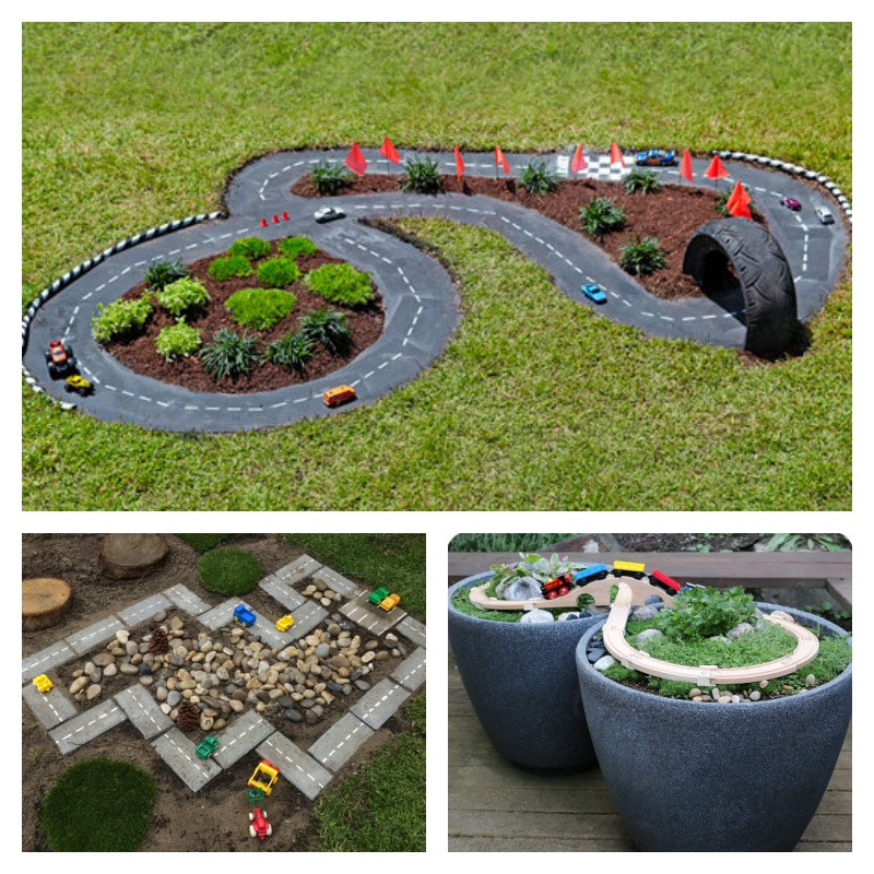DIY Race Track  DIY Race Car Track Your Kids Will Love Instantly