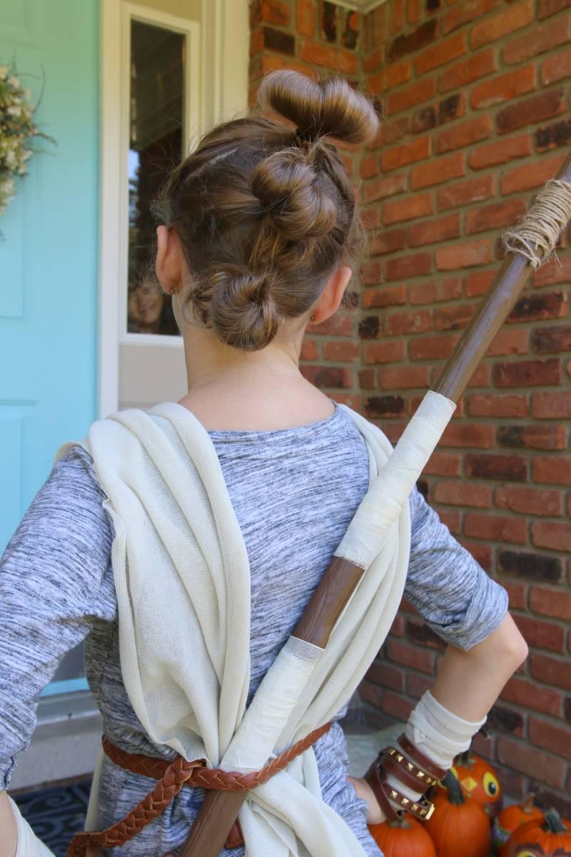DIY Rey Costume  DIY Rey Costume