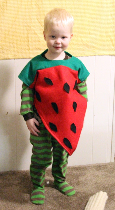 DIY Strawberry Costume  Make a Strawberry Costume Dollar Store Crafts