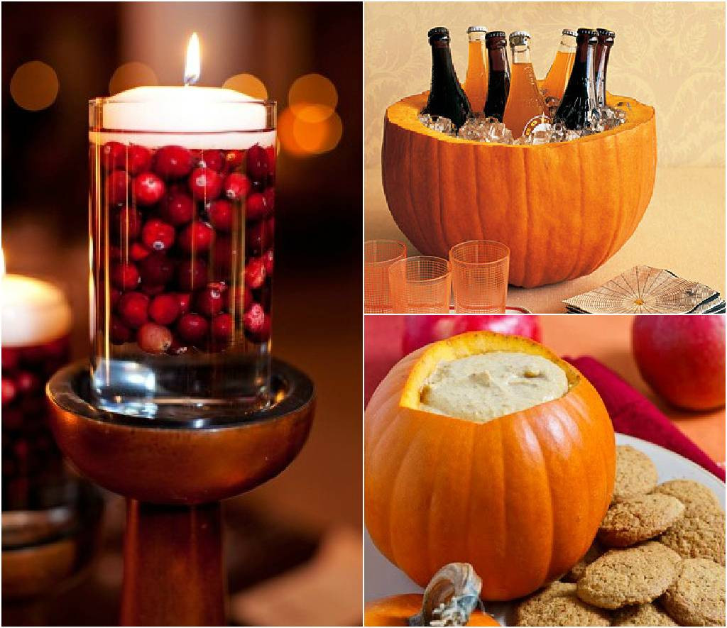 Diy Thanksgiving Table Decorations  18 Ways to Decorate Your Pretty Thanksgiving Table