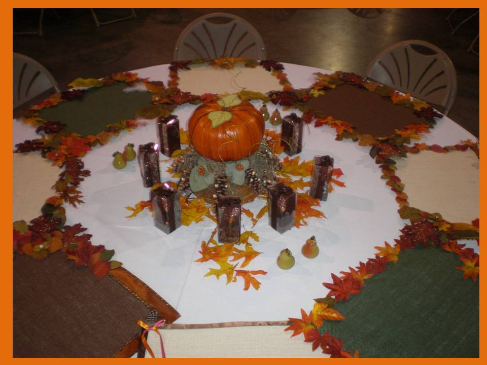 Diy Thanksgiving Table Decorations  Ideas for your Thanksgiving Table Decorations DIY