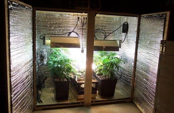 DIY Weed Grow Box  DIY HOW TO Build A Stealth Speaker Grow Box