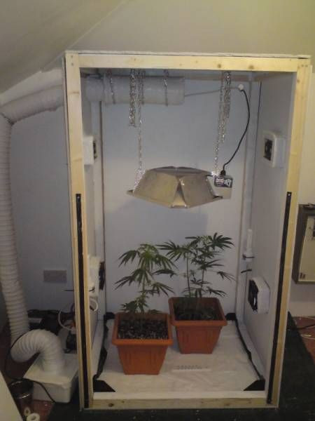 DIY Weed Grow Box  DIY Marijuana Grow Box I like this system It is an
