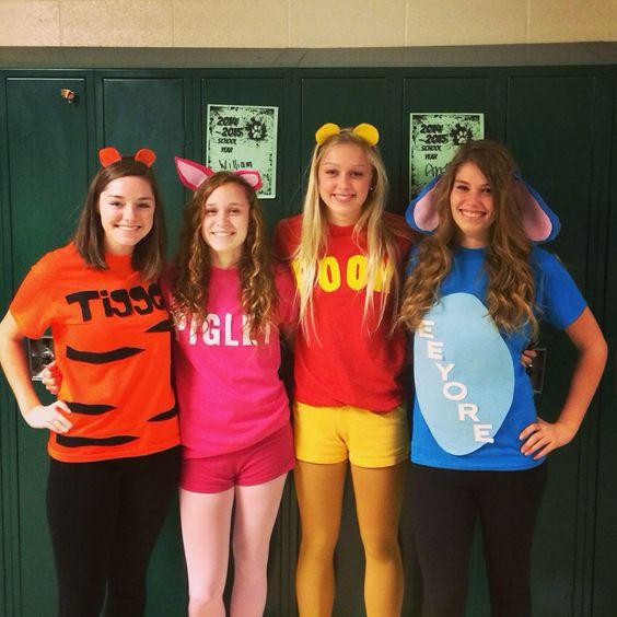 DIY Winnie The Pooh Costume  Pinterest • The world's catalog of ideas